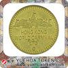 Custom Gold Coin, Souvenir Coin