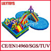 New Style Ground Inflatable Water Park