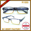R1550 Colorful Plastic Mens Cheap Reading Glasses