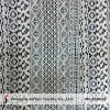 Hot Sale Geometric Cotton Lace Fabric (M3042)