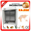 Automatic Low Price Incubator for Hatching Poultry Eggs (VA-3168)