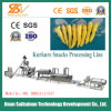 Ce Standard Full Automatic Corn Curls Nik Naks Extrusion Machine