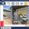 Heat Insulation Exterior or Interior Accordion Folding Door with Flyscreen