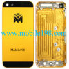 Nuevas viviendas Rear Cover del OEM Original para el iPhone 5 Mobile Phone Yellow de Apple