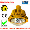 3 Years Warranty Atex Certified LED Explosion Proof Light