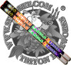 "1.5"" Roman Candle Fireworks Highest Quality with Best Price"
