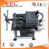 Hydraulic Stainless Steel Filter Press for Beer