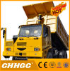 Rigid Dump Truck, Wide-Body Mining Truck with 40t Rated Capacity