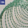 China Supplier Galvanized Razor Barbed Wire High Quality (KDL-21)