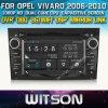 Witson Car DVD GPS for Opel Vivaro (W2-D8828L)