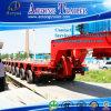 7 Line-Axle Hydraulic Steering Modular Trailer Truck