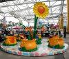 Cheap Amusement Equipment Rides Sunflower Tea Cup Ride