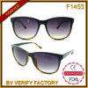 F1453 Square Plastic Frames Imitation Sunglass