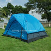 3 Person Fiberglass Waterproof Backpacking Camping Tent with Rainfly