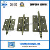 Cheap Crown Tip Steel Hinge