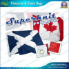 Durable Country National Flag by Screen Printing (*NF05F06002)