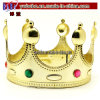 Gold Adult Large Pageant Tiaras with Smart Diamond (PD3005)