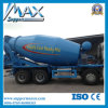 China Famous Brand Shacman/Shanqi Concrete Mixer Truck Capacity
