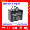 Long Life Deep Cycle VRLA Battery 12V 75ah Supplier / OEM