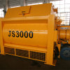 Js-3000II Twin Shaft Concrete Mixer