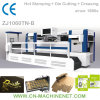 Zj1060tnb Automatic Hot Foil Stamping Machine with Die Cutting