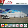 40X100m Customized Expo Tent Wtih ABS Hard Wall at Canton Fair