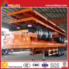 20FT 40FT Container Transport Flat Bed Semi Trailer