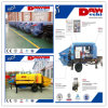 40m3 50m3 60m3 Big Aggregate Concrete Pump with Diesel Engine