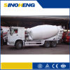 Sinotruk Best Quality 6X4 10m3 Concrete Mixer Truck