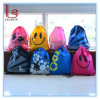 Waterproof Drawstring Polyester Bags for Beach and Swimming