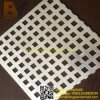 Square Perforated Metal Mesh/ Stainless Steel Perforated Metal Screen Mesh
