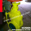 Cast Steel Slab Gate Valve