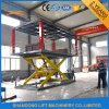 Stationary Hydraulic Scissor Type Storage Car Lift