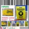 Plastic Folding Wet Floor Caution Board