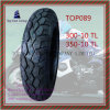 Tubeless, Nylon 6pr Motorcycle Tire with Size: 300-10tl, 350-10tl