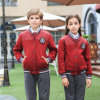OEM Factory Customized Western High Quality Winter School Uniform