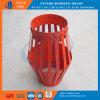 Cement Accessories Slip on Metal Petal Cementing Basket