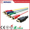 Manufacturer Price HDMI to RCA Cable (SY-10)