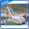 Yacht Inflatable Aqua Slide, Custom Inflatable Yacht Slide From Guangzhou