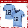 High Quality Customised American Football Uniforms Jersey Blue (ELTFJI-72)