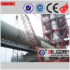 Oil Fired Rotary Kiln for Calcining Different Mining Material