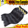 Hair Bulk of 100% Unprocessed Brazilian Hair Products