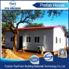 Red Colour Roof Mobile Prefab House for Living