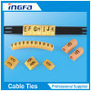 Ms-130 Cable Marker Strip Used with Ec Type Yellow Cable Markers