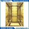 Ti-Gold Mirror Stainless Steel Passenger Elevator