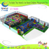 Superboy Amusement Equipment Trampoline with Foam Pits