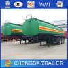3 Axles 50000 Liters Oil Fuel Tanker Trailer with 6 Compartment