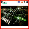 Walkway Rainbow Laser Fountain Colorful Water Jet