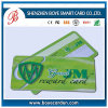 Special Popular PVC Transparent VIP Card