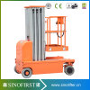 Ce Approved Selfpropelled Aluminum Working Platform Forklift